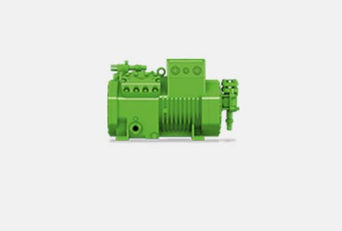 Bitzer Econoline H Series 2CESH-3 Semi Hermetic Reciprocating Compressors  in uae, dubai