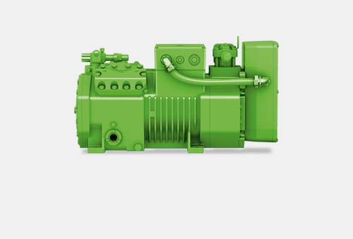 Bitzer Econoline Varispeed Series 2DES-3 Semi Hermetic Reciprocating Compressors in uae, dubai