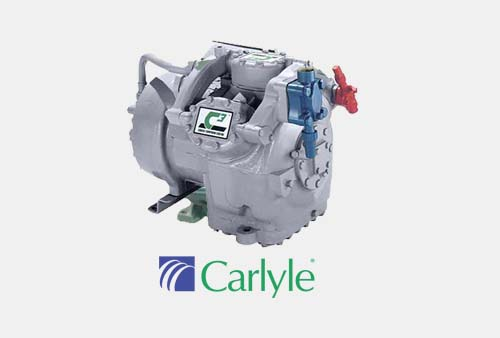 Carrier Carlyle 06CC Series Reciprocating Compressors