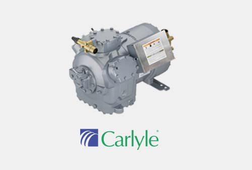 Carrier Carlyle 06DR Series Reciprocating Compressors