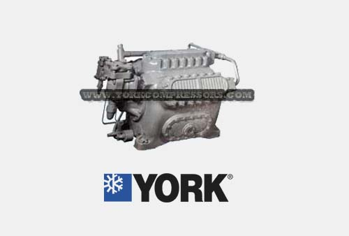 York F Series Reciprocating Compressors