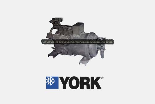York H Series Reciprocating Compressors
