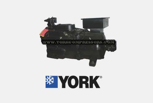 York J Series Reciprocating Compressors
