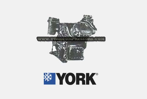 York R Series Reciprocating Compressors